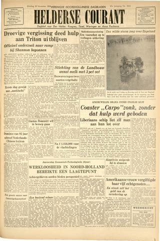 Heldersche Courant 1954-11-30
