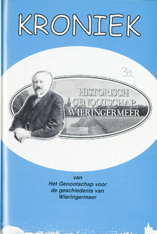 Kroniek Historisch Genootschap Wieringermeer 2002-08-01