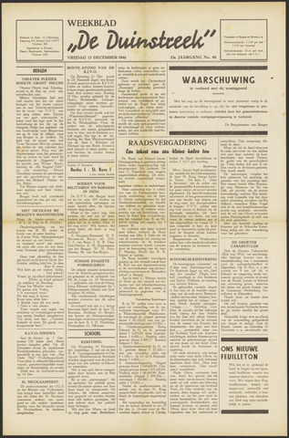 De Duinstreek 1946-12-13