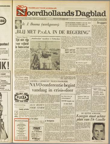 Noordhollands Dagblad : dagblad voor Alkmaar en omgeving 1965-05-11