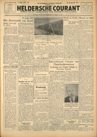 Heldersche Courant 1947-09-09