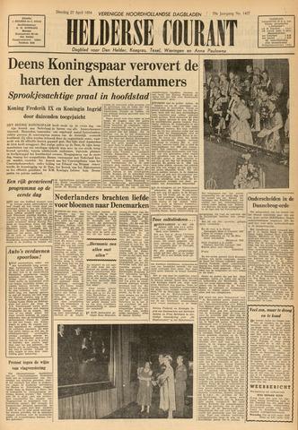 Heldersche Courant 1954-04-27