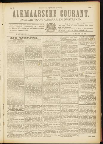 Alkmaarsche Courant 1917-02-08
