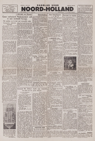 Dagblad Noord-Holland, Schager editie 1943-05-04
