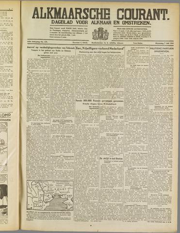 Alkmaarsche Courant 1941-07-07