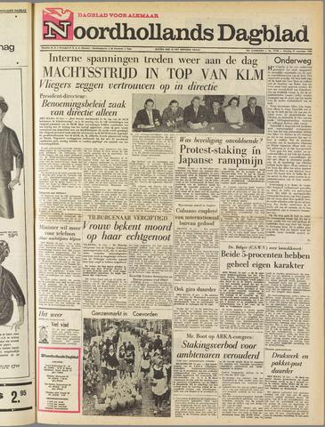 Noordhollands Dagblad : dagblad voor Alkmaar en omgeving 1963-11-12