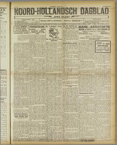 Ons Blad : katholiek nieuwsblad voor N-H 1921-06-04