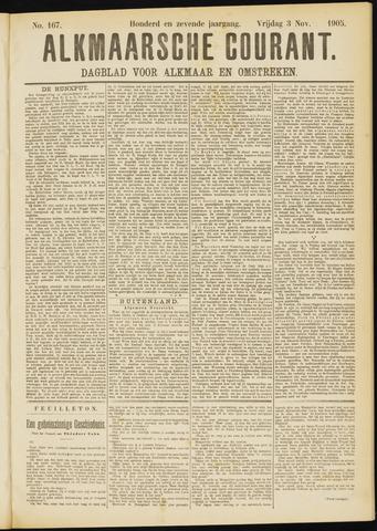 Alkmaarsche Courant 1905-11-03