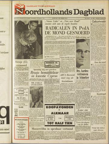 Noordhollands Dagblad : dagblad voor Alkmaar en omgeving 1967-11-25
