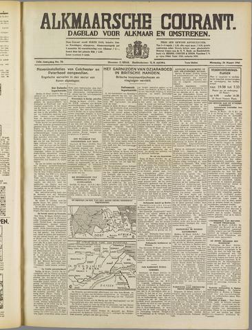 Alkmaarsche Courant 1941-03-24