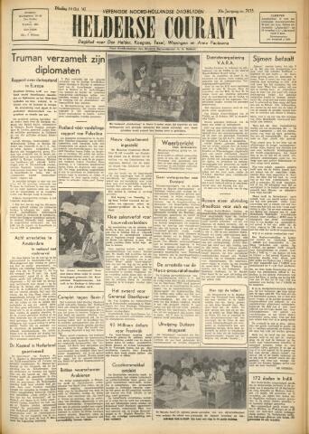 Heldersche Courant 1947-10-14