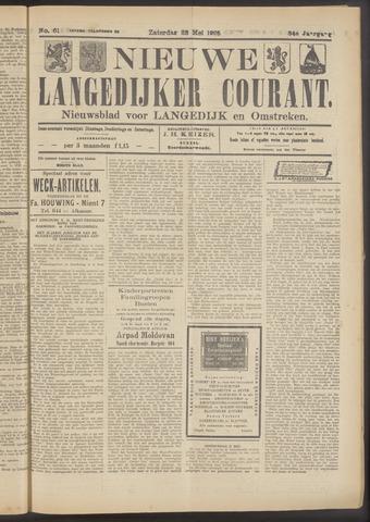 Nieuwe Langedijker Courant 1925-05-23