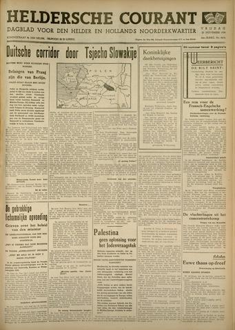 Heldersche Courant 1938-11-25