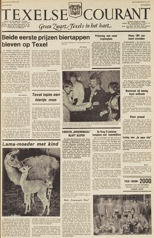 Texelsche Courant 1977-04-22