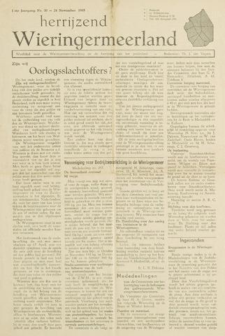Herrijzend Wieringermeerland 1945-11-24