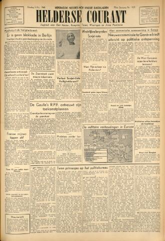 Heldersche Courant 1948-10-05