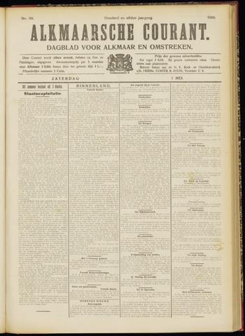 Alkmaarsche Courant 1909-05-01