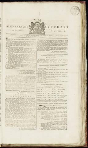 Alkmaarsche Courant 1827-02-05