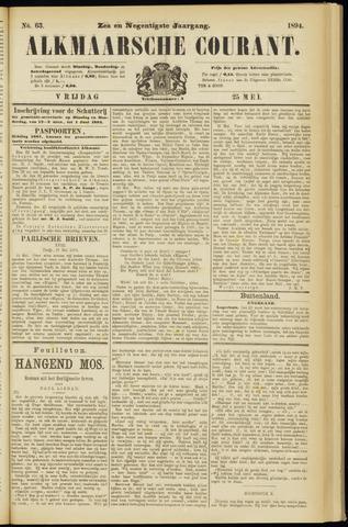 Alkmaarsche Courant 1894-05-25