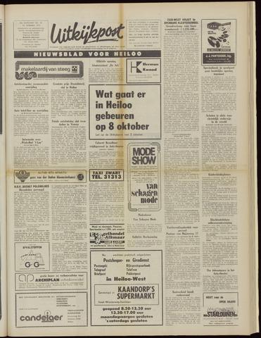 Uitkijkpost : nieuwsblad voor Heiloo e.o. 1974-09-25