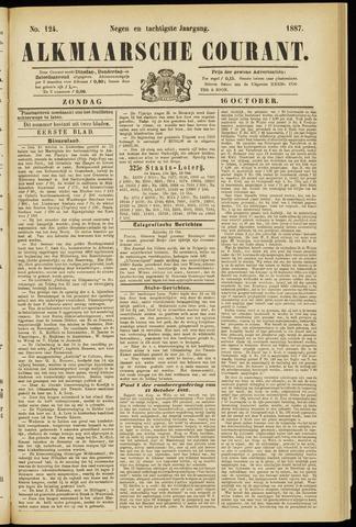 Alkmaarsche Courant 1887-10-16