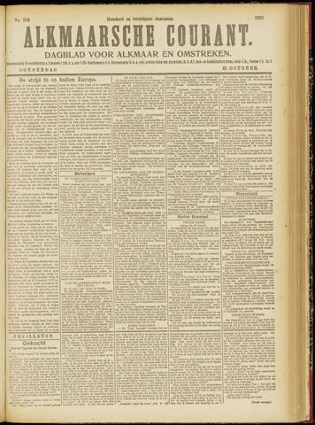 Alkmaarsche Courant 1918-10-31