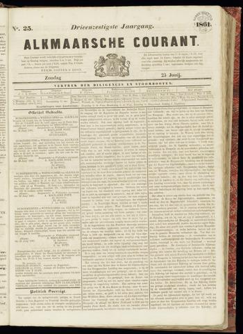 Alkmaarsche Courant 1861-06-23