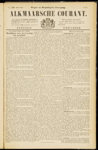 Alkmaarsche Courant 1897-12-25