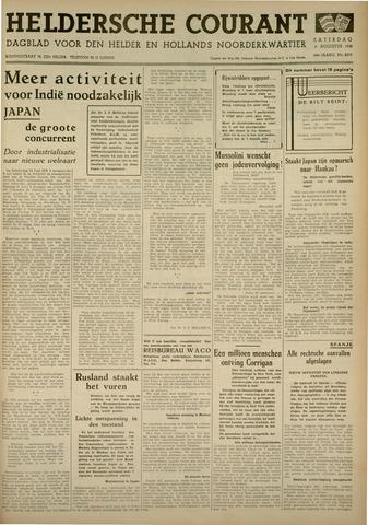 Heldersche Courant 1938-08-06
