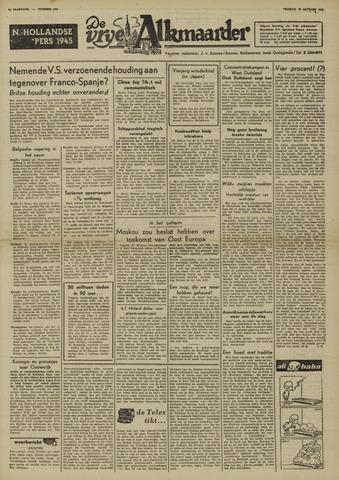 De Vrije Alkmaarder 1950-01-13