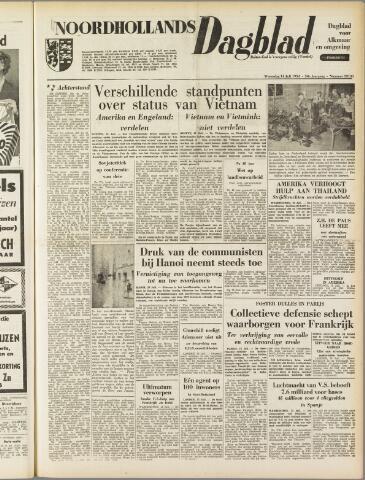 Noordhollands Dagblad : dagblad voor Alkmaar en omgeving 1954-07-14