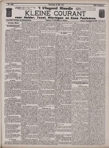 Vliegend blaadje : nieuws- en advertentiebode voor Den Helder 1913-05-28