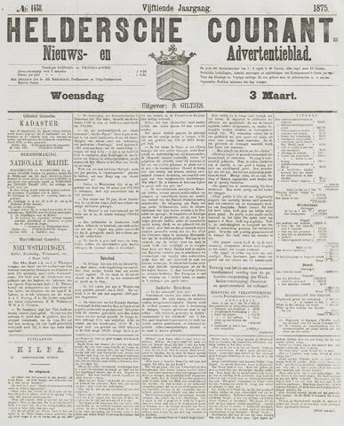 Heldersche Courant 1875-03-03