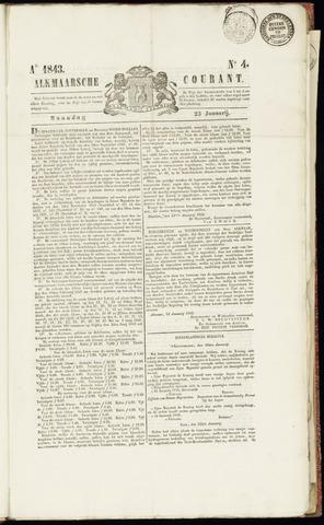 Alkmaarsche Courant 1843-01-23
