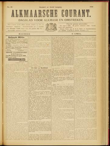 Alkmaarsche Courant 1908-04-13