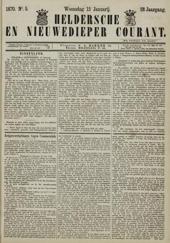 Heldersche en Nieuwedieper Courant 1870-01-12