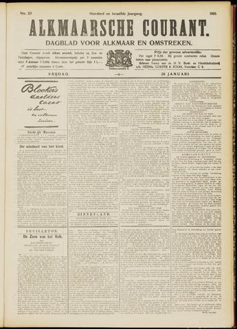 Alkmaarsche Courant 1910-01-28