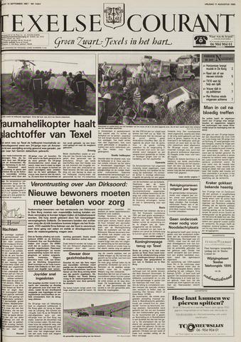 Texelsche Courant 1995-08-11