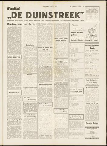 De Duinstreek 1959-08-14