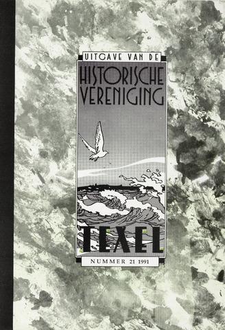 Uitgave Historische Vereniging Texel 1991-12-01