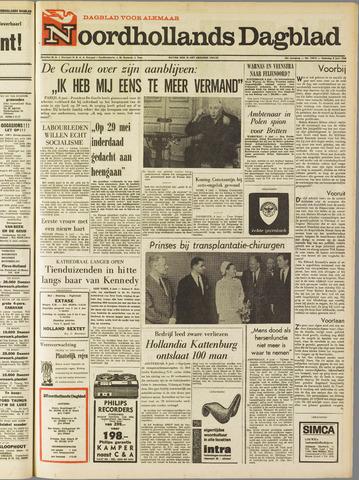 Noordhollands Dagblad : dagblad voor Alkmaar en omgeving 1968-06-08