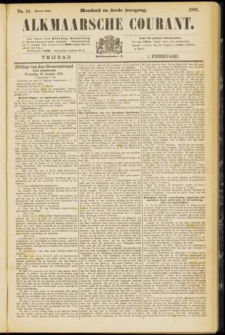 Alkmaarsche Courant 1901-02-01