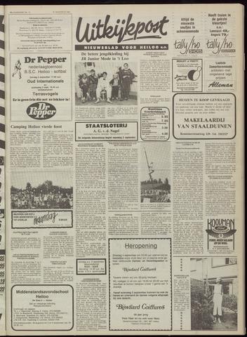 Uitkijkpost : nieuwsblad voor Heiloo e.o. 1984-08-29
