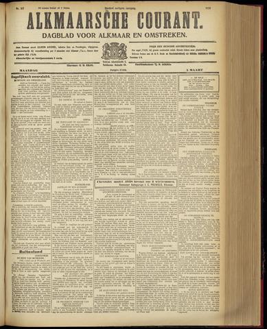 Alkmaarsche Courant 1928-03-05
