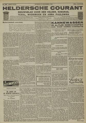 Heldersche Courant 1930-11-29
