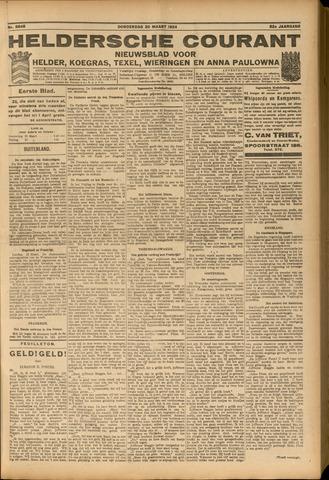 Heldersche Courant 1924-03-20