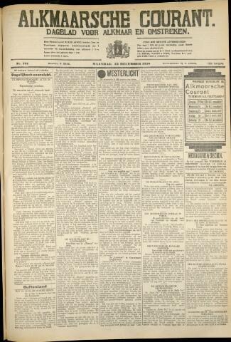 Alkmaarsche Courant 1930-12-22