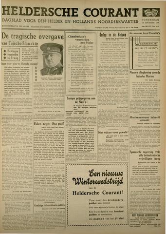 Heldersche Courant 1938-09-22