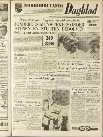 Noordhollands Dagblad : dagblad voor Alkmaar en omgeving 1962-02-08