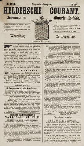 Heldersche Courant 1869-12-29